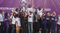 Equestarian Champions League (ECL) musim pertama telah rampung (Ist)