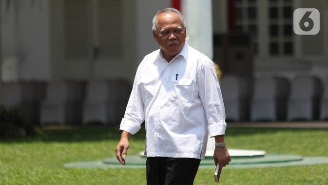 Tak Ingin Belanja Negara Tercela, Menteri Basuki Minta Bantuan KPK
