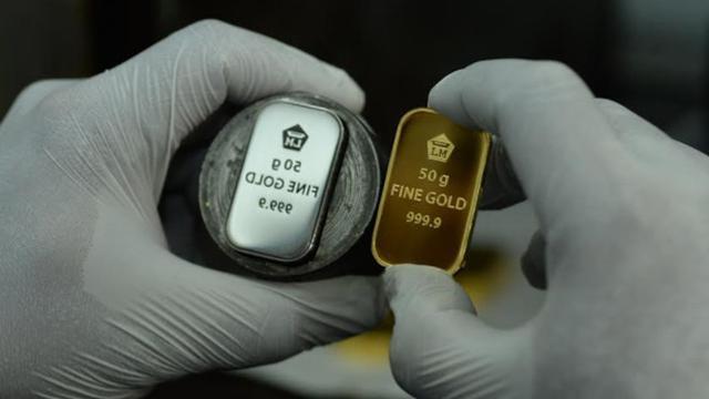 Jelang Tutup Tahun Harga Emas Antam Dipatok Rp 632 Ribu Per Gram