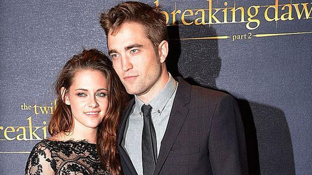 Kristen Stewart Robert Pattinson B