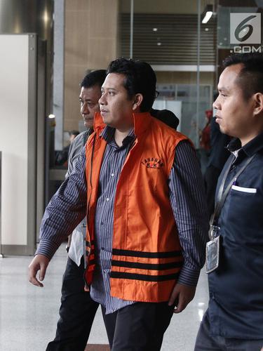 Ekspresi Bupati Cianjur Usai Jalani Pemeriksaan di KPK