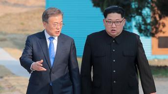 Presiden Korsel Moon Jae-in Serukan Deklarasi Akhir Perang di Semenanjung Korea