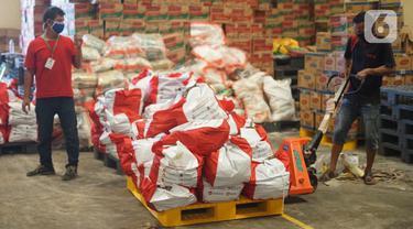 FOTO: Bantuan Sosial Pemerintah Pusat Siap Disalurkan