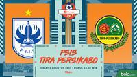 Shopee Liga 1 - PSIS Semarang Vs PS Tira Persikabo (Bola.com/Adreanus Titus)