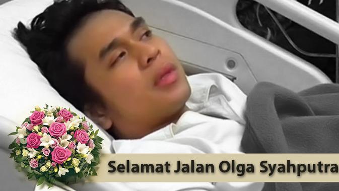 Jenazah Olga Syahputra Disalatkan Di Masjid Samping Rumah Showbiz Liputan6 Com