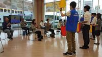 "Daihatsu Motor Company., Ltd. (DMC) memiliki program mulia melalui aktifitas Corporate Social Responsibility (CSR) bertema ""Aging Society & Community Vitalization"". (Septian / Liputan6.com)"