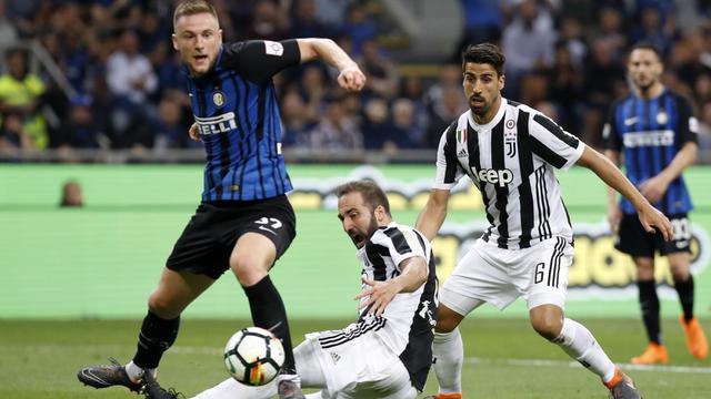 Juventus, Inter Milan, Serie A