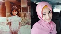 Masa Kecil Jihan Fahira (Sumber: Instagram//jihanfahirareal)