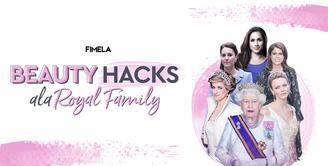 [thumbnail] beauty hacks royal family
