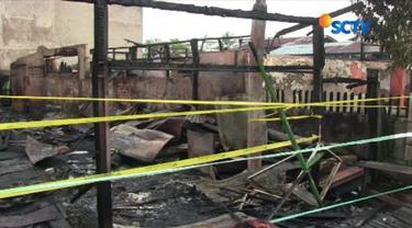 Sampai saat ini polisi tengah menyelidiki penyebab munculnya kobaran api, dengan metode Scientific Crime Investigation (SCI).