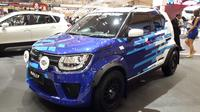 Suzuki Ignis Rally Concept (Liputan6.com/Yurike)