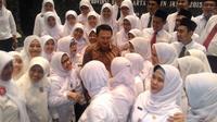 Gubernur DKI Jakarta Basuki Tjahaja Purnama (Liputan6.com/ Ahmad Romadoni)