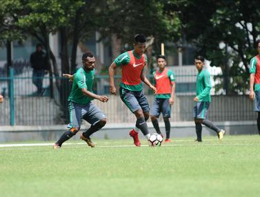 Timnas Indonesia U-23 Kembali Jalani Pemusatan Latihan