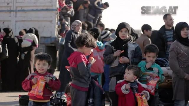 Dana ini disubsidikan ke anak-anak yang rawan terkena konflik, wabah penyakit, dan kekurangan gizi di berbagai daerah.