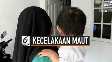 Bayi Aisyah 11 bulan selamat dari kecelakaan maut di Tangerang. Setelah Ibu dan kedua pamannya tewas dalam kecelakaan, Aisyah di Asuh oleh keluarga. Kecelakaan maut minibus tertimpa truk tanah menewaskan 4 orang di Tangerang.