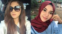 Potret Raya Kitty saat Kenakan Hijab. (Sumber: Instagram.com/rayanurfitrird)