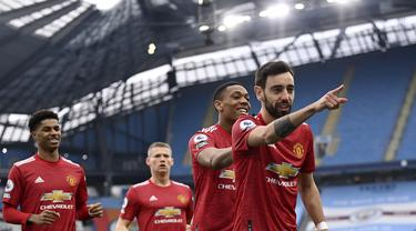 Bruno Fernandes - Manchester United - Liga Inggris