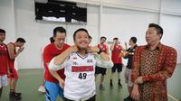 Motion Sports menjadi apparel jersey basket Indonesia yang mampu bersaing dengan brand luar negeri. (Motion Sports)