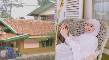 7 Potret Rumah Lesty Kejora di Kampung Halaman yang Sudah Direnovasi, Mewah