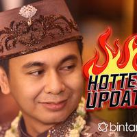 HL Hottest Update Raditya Dika (Fotografer: Nurwahyunan/Bintang.com)