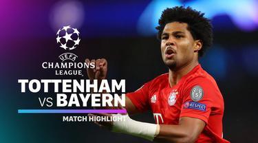 Berita video highlights Grup B Liga Champions 2019-2020 antara Tottenham Hotspur melawan Bayern Munchen yang berakhir dengan skor 2-7, Selasa (1/10/2019).