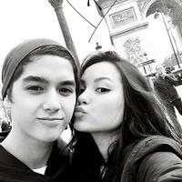 Al Ghazali dan Alyssa Daguise. (Instagram/alyssadaguise)