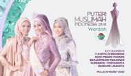 puteri muslimah indonesia 2016