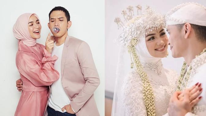 6 Potret Perjalanan Cinta Citra Kirana Dan Rezky Aditya Dari Berteman Hingga Menikah Hot Liputan6 Com