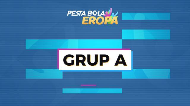Grup A Euro 2020 (Euro 2021). (Bola.com/Dody Iryawan)