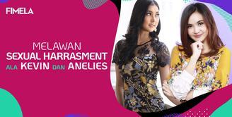 Melawan Sexual Harrasment Ala Kevin Liliana dan Anelies Praramadhani