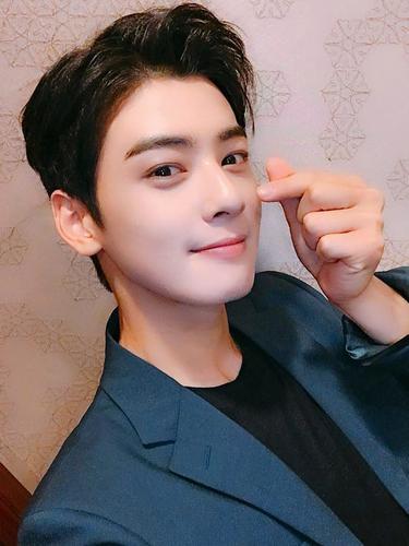 [Bintang] Cha Eun Woo Astro