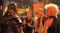 Sutradara Bryan Singer dan para pemain berbicara mengenai konsep cerita dalam X-Men: Apocalypse.