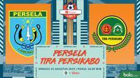 Shopee Liga 1 - Persela Lamongan Vs Tira Persikabo (Bola.com/Adreanus Titus)