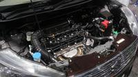 Mesin Suzuki Ertiga kini memakai kapasitas silinder yang lebih besar ketimbang mesin K14B. (Herdi/Liputan6.com)