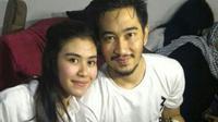 Syahnaz dan Jeje Govinda [foto: instagram]