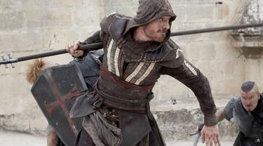 Michael Fassbender Gagal Sukseskan Film Assassin S Creed News