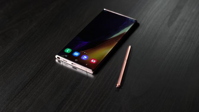 Galaxy Note 20. (Doc: Samsung)
