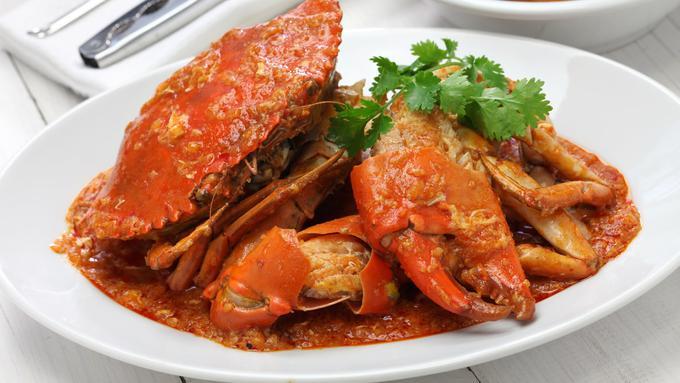 Resep Kepiting Pedas Manis Super Lezat Lifestyle Fimela Com