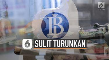 Bank sentral sulit pangkas suku bunga acuan. Deputi Gubernur BI, Erwin Rijanto ungkap alasannya.