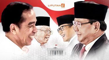 Banner Infografis Debat Pamungkas Jokowi-Ma'ruf Vs Prabowo-Sandiaga