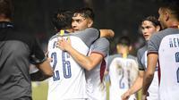 Timnas Filipina saat menghadapi Thailand pada laga lanjutan Grup B Piala AFF 2018. (AFF Suzuki Cup)