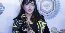 Via Vallen -Indonesia Dangdut Award 2019 (Bayu Herdianto/© KapanLagi.com)
