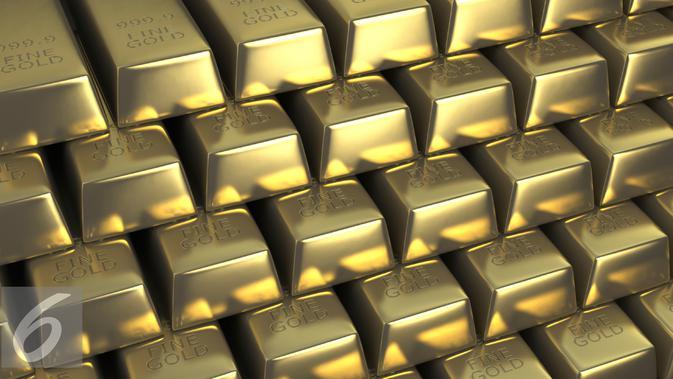 Menengok Harga Emas Pekan Ini, Bakal Kembali Melemah?