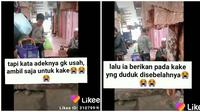 Video viral (Sumber: Instagram/nc_0731)