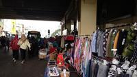 Pasar Tanah Abang (Foto: Liputan6.com/Maulandy R)