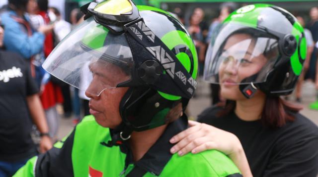 Gojek Hadirkan GoRide Instan di Lebak Bulus. Liputan6.com/Keenan Pasha