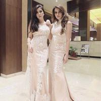 Penampilan Olla dan Cynthia Ramlan. (cynthiaramlan/instagram)