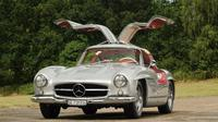 Mercedes 300SL Gullwing Alloy 1955