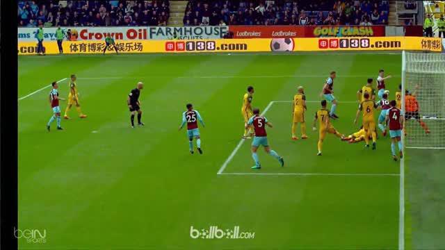 Burnley dan Brighnton hanya berbagi angka satu saat kedua tim hanya mampu bermain imbang tanpa gol di Liga Inggris. Kendati tuan r...