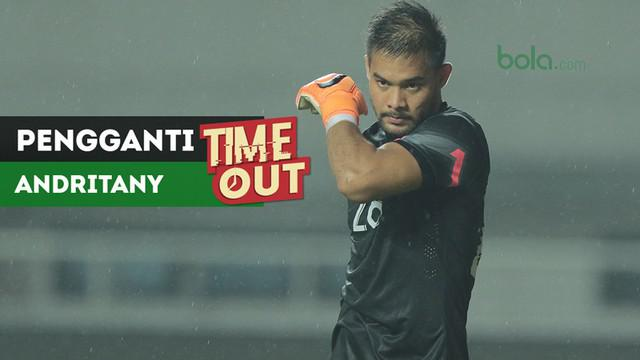 Berita video Time Out kali ini tentang kiper-kiper yang punya potensi untuk menggantikan Andritany di Timnas Indonesia U-23.